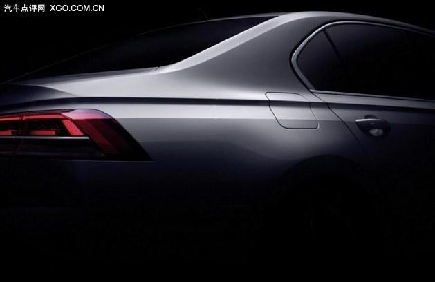 大众发布PHIDEON官图 定位全新中大型车