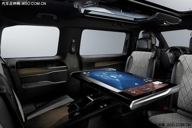 2016日内瓦车展探馆 标致推出概念MPV