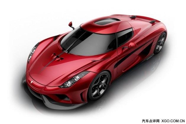 科尼塞克Regera量产版 动力超1500Ps