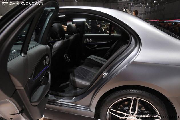 2016日内瓦车展 奔驰全新E级车型亮相