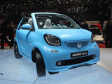 2016日内瓦车展 smart fowtwo BRABUS