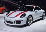 2016日内瓦车展 保时捷911 R 正式发布