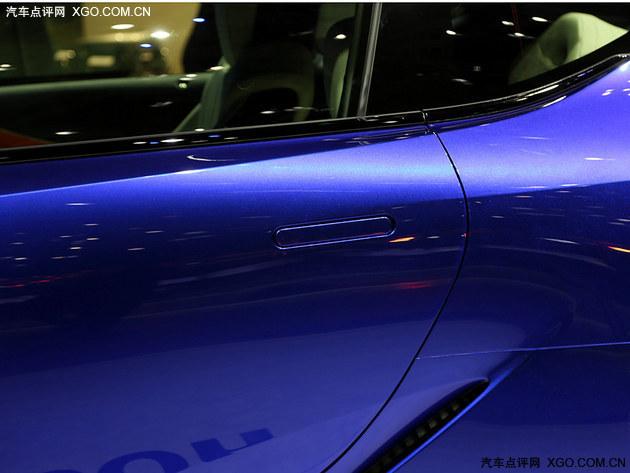 2016日内瓦车展实拍:雷克萨斯LC 500h
