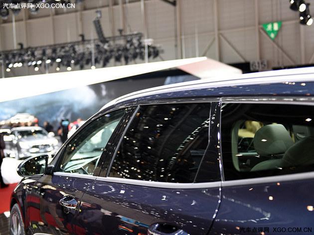 2016日内瓦车展实拍:起亚K5 旅行版