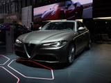 2016日内瓦车展 Giulia普通版车型发布
