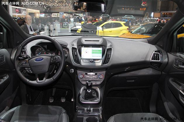 2016日内瓦车展 福特新款翼虎正式发布