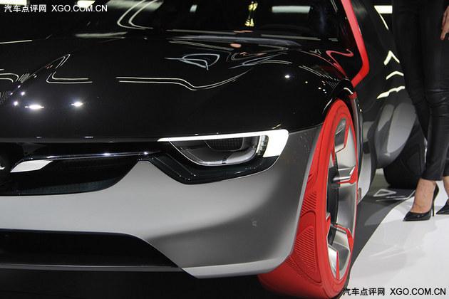 2016日内瓦车展 全新欧宝GT概念车发布