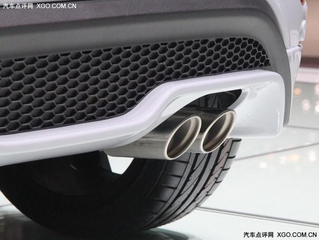 2016日内瓦车展实拍:福特嘉年华ST200
