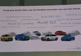 奥迪Q2今秋上市 年内20款改款车型发布