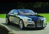 布加迪或推四门版车款 搭四涡轮发动机