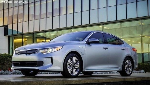东风悦达起亚新车计划 含多款新能源车