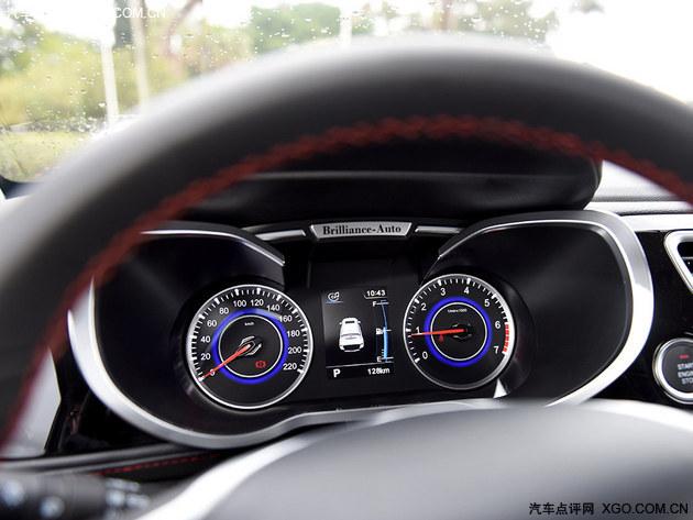 配置升级 动力不变 试驾华晨中华V3二代