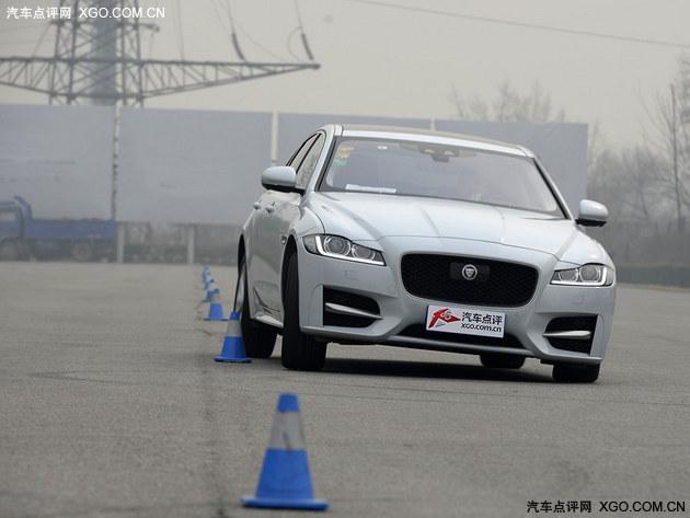 绅士爱运动 全新捷豹XF 2.0T性能测试