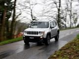标新立异的小块头 海外试驾Jeep自由侠