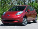 刹车存隐患 日产纯电动聆风召回4.7万台