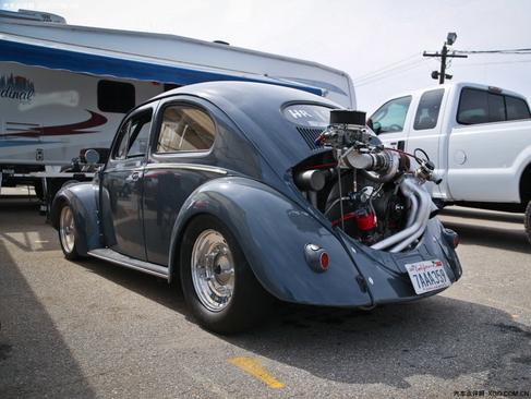 极速蜗牛 1955大众甲壳虫