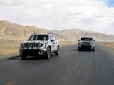 终于等到你 Jeep国产自由侠试装车体验