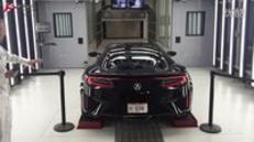 讴歌NSX工厂探秘