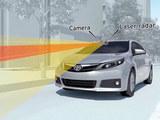 2017年实施 丰田在美将标配自动刹车