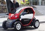 日产超小型电动车亮相 续航里程100km