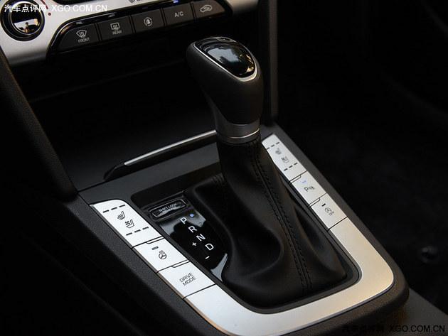 推荐智炫·精英型 北京现代领动购车指南