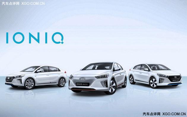 叫板丰田 现代将2020年前推26款新能源
