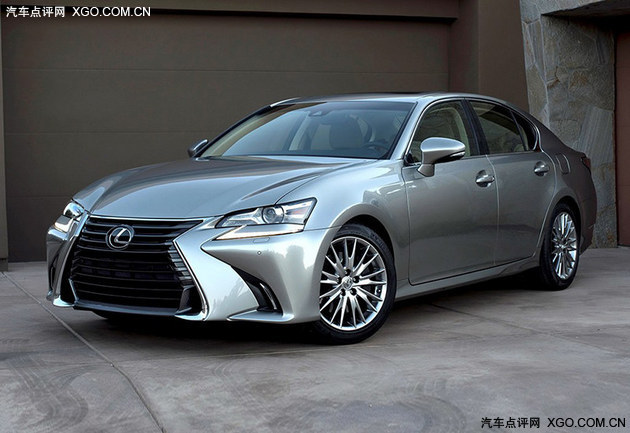雷克萨斯新款GS正式上市 售45.9-79.9万_雷克萨斯_58车