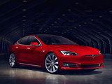 小中网设计 改款特斯拉Model S官图曝光