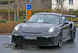 曝保时捷911 GT3 RS 4.2谍照 旗舰袭来