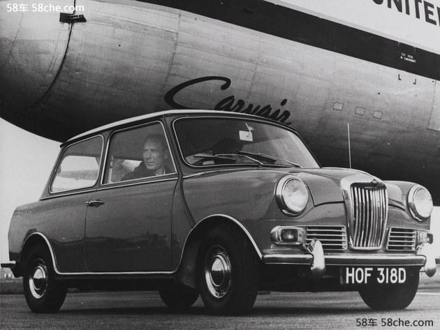 MINI计划推四门轿车 基于宝马前驱平台
