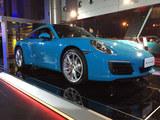 保时捷新款911上市 售131.8-271.6万