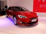 特斯拉新Model S亮相 外观/内饰小改