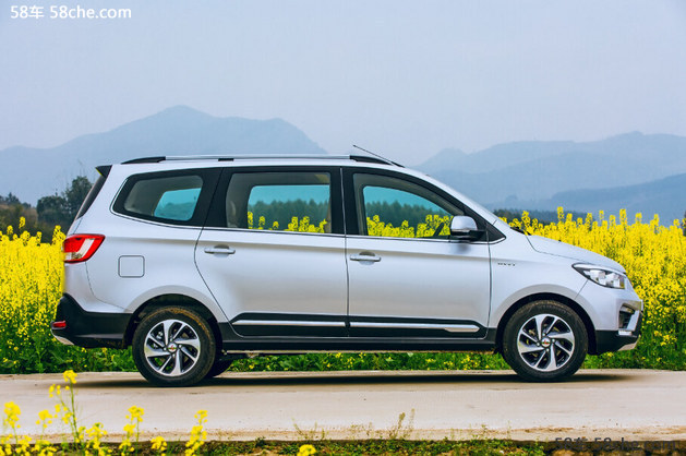 五菱宏光S1尊享型正式上市 售6.98万