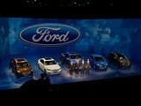 新款翼虎领衔 福特之夜新车新战略发布