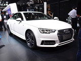 2016北京车展 国产奥迪全新A4L首发亮相