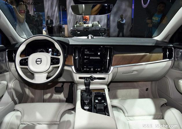 2016北京车展 沃尔沃S90预售57万元起