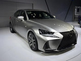2016北京车展 雷克萨斯新款IS轿车首发
