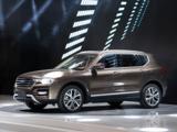 2016北京车展 哈弗H7买得起的高品质SUV