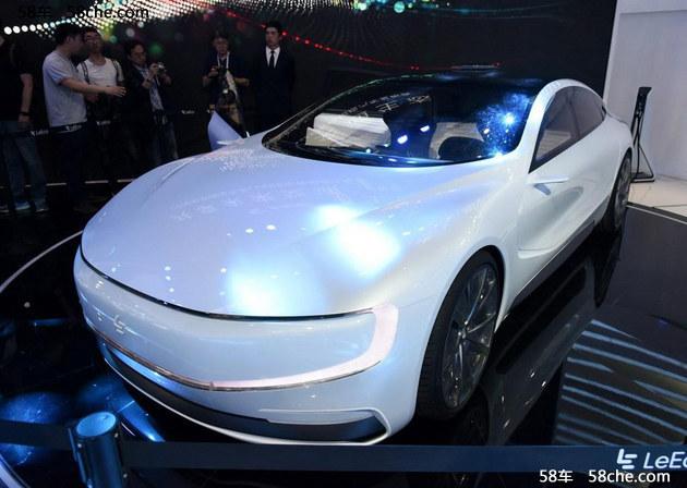 2016北京车展 乐视超级汽车LeSEE首发