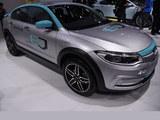 2016北京车展 观致3 EV概念车首发亮相