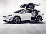 2016北京车展:特斯拉全新SUV-MODEL X