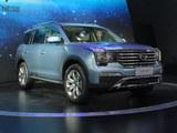 2016北京车展 广汽传祺7座SUV GS8实拍