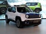 2016北京车展 拍Jeep国产自由侠特别版