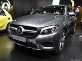 2016北京车展 奔驰GLC Coupe实拍解析