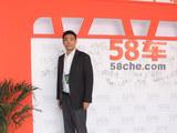 北京车展 访达世行凯迪拉克总经理临伟