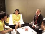 北京车展 专访DS销售与市场副总裁赫博