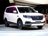 2016北京车展 风行首款7座SUV-SX6实拍