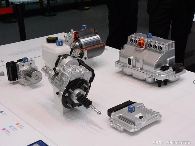 △ 新能源方面的配件,包括电池,电力电子控制器,电机,整车控制器等等.