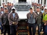 装配测试开始 大众中型SUV或明年上市