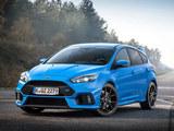 手动四驱 全新福克斯RS将5月11日上市